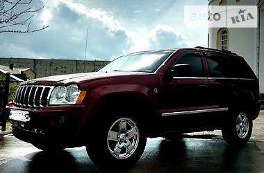 Jeep Grand Cherokee LIMITED 4x4  2007