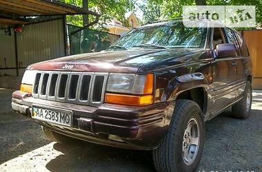 Jeep Grand Cherokee ZJ 1996