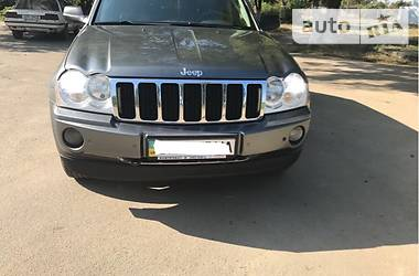 Jeep Grand Cherokee limited  2007