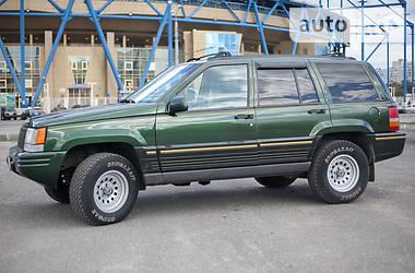 Jeep Grand Cherokee 5.2i V8 1995