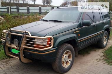 Jeep Grand Cherokee limited 1993