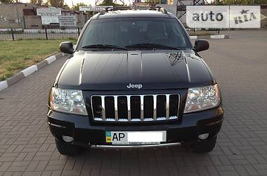 Jeep Grand Cherokee WJ 2003