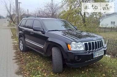 Jeep Grand Cherokee limited 4x4 2006