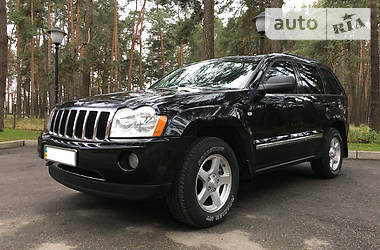 Jeep Grand Cherokee 3 CRD Limited 2005