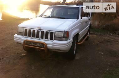 Jeep Grand Cherokee V8 1995