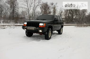 Jeep Grand Cherokee limeted 1997