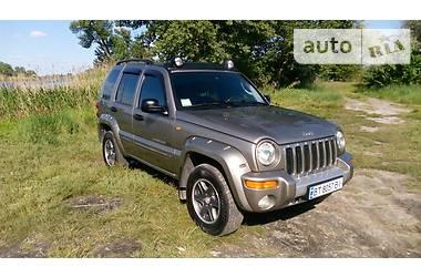 Jeep Liberty RENEGADE 2003