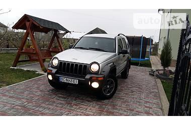 Jeep Liberty Cherokee CRD 2.5 4X4 2003