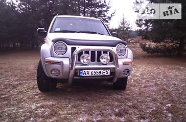 Jeep Liberty Cherokee sport  2003