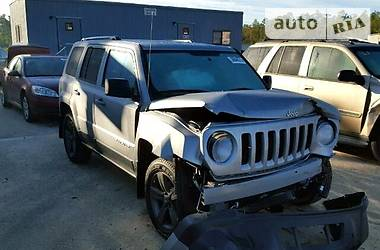 Jeep Patriot SP 2014
