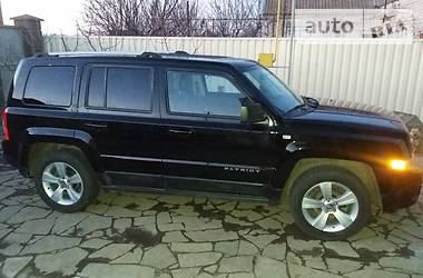 Jeep Patriot 2.4 2013