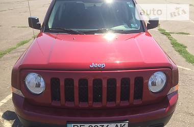 Jeep Patriot 4х4 2012