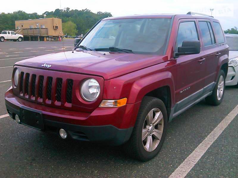 Jeep Patriot 2011 года