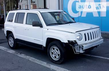 Jeep Patriot SP 2012