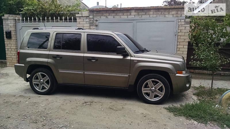 Jeep Patriot 2007 года