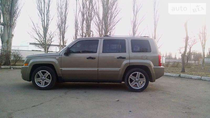 Jeep Patriot 2007 року