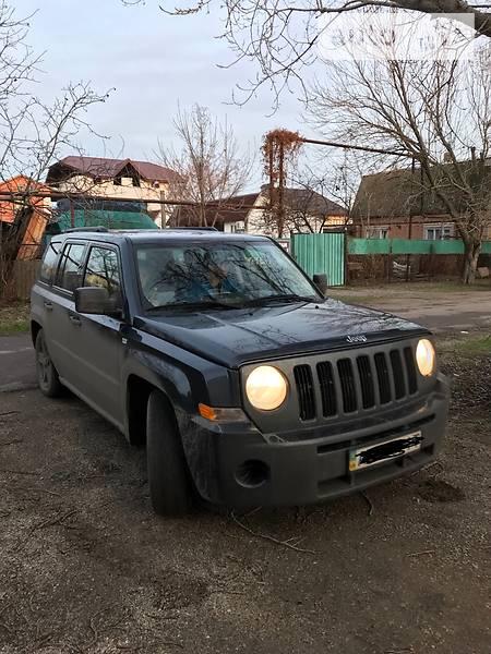 Jeep Patriot 2008 року