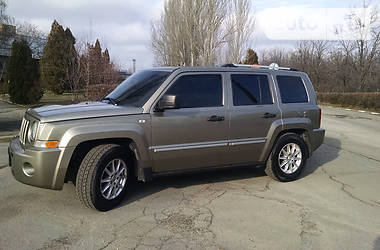 Jeep Patriot 2.4 Limited 2007