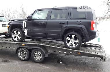 Jeep Patriot Limited Full 2016