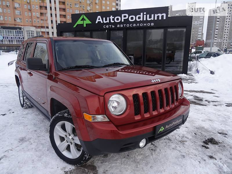 Jeep Patriot 2012 року