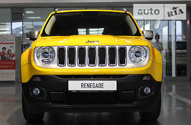 Jeep Renegade Limited AWD 2016