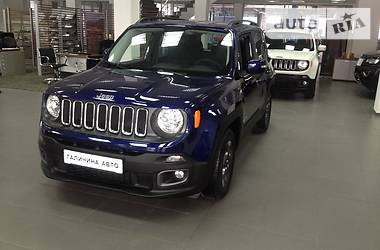 Jeep Renegade Longitude FWD 2016