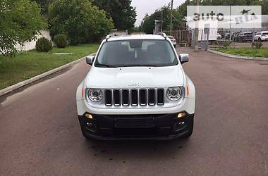 Jeep Renegade Limited 4x4 2016
