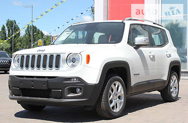 Jeep Renegade Limited 1.4 Turbo 2016