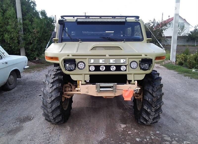 Jeep Shamir