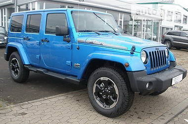 Jeep Wrangler Unlimited Polar  2015