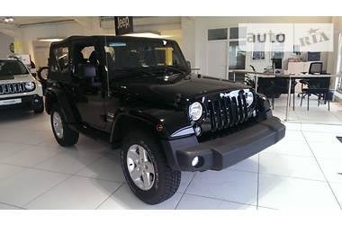 Jeep Wrangler 2.8 CRD Sahara 2014