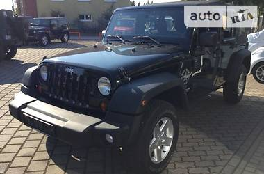 Jeep Wrangler Unlimited Sport 2.8  2012