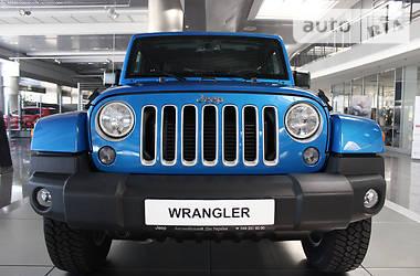 Jeep Wrangler SAHARA 2.8 CRD 2015