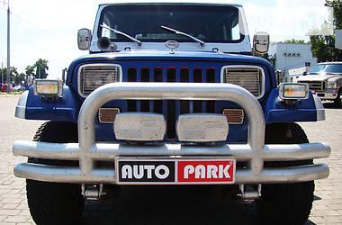 Jeep Wrangler 4.0 1991