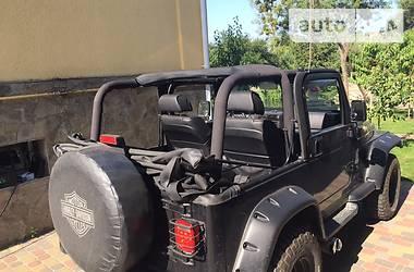 Jeep Wrangler 4.0i 2002