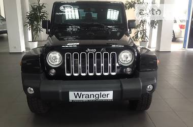 Jeep Wrangler Sahara Unlimited 2016