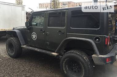 Jeep Wrangler rubicon unlimited  2008