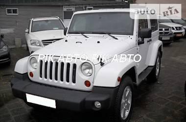 Jeep Wrangler  2.8 CRD Sahara 2012