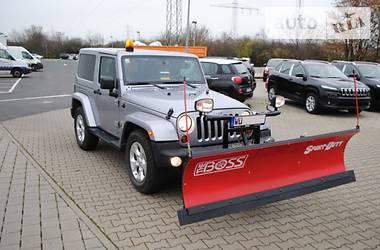 Jeep Wrangler 2.8 CRD Sahara 2013