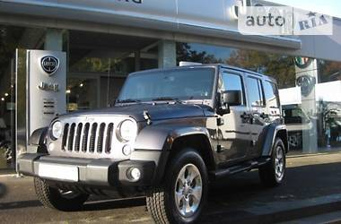 Jeep Wrangler Unlimited Sahara 2.8 2014