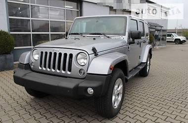 Jeep Wrangler Unlimited Sahara 2.8 2014