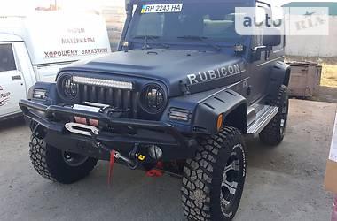 Jeep Wrangler 4.0i 2005