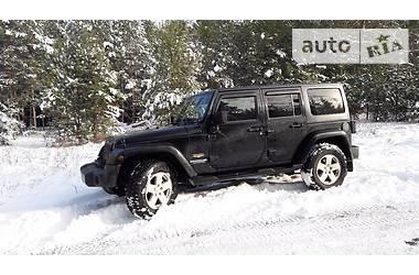 Jeep Wrangler 2.8 cdr 2012