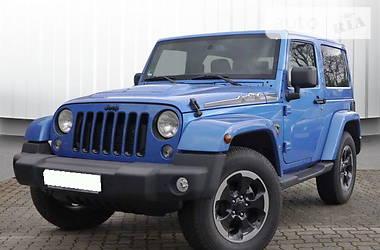Jeep Wrangler Sahara 2.8 CRD  2014