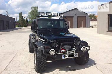Jeep Wrangler Rubicon  2000