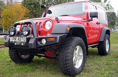 Jeep Wrangler Rubicon 3.8i AT 2008
