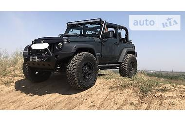 Jeep Wrangler Willys 2012
