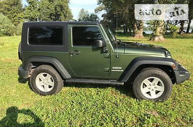 Jeep Wrangler 3.8 V6 2008