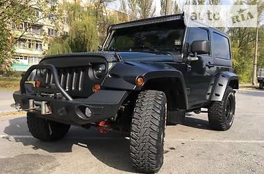 Jeep Wrangler 2.8 TD ARB LIFT 2011