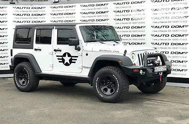 Jeep Wrangler rubicon diesel 2012